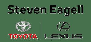 Steven Eagell Toyota Lexus logo.