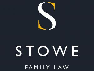 Stowe Family Law logo.