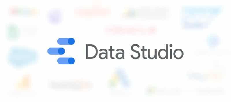 Data Studio header.