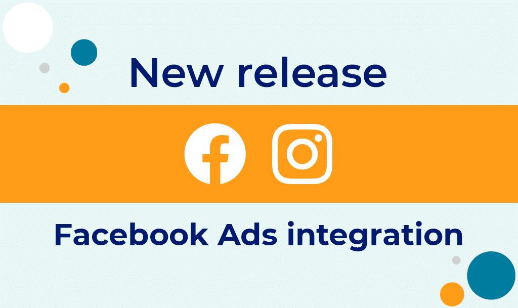 New release: Facebook integration